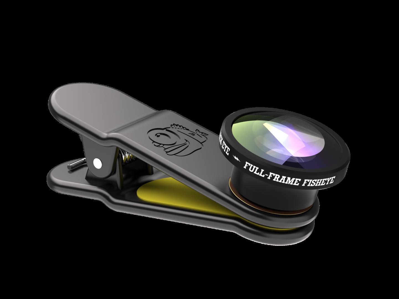 Full-Frame Fisheye - Smartphone-Linse günstig bestellen